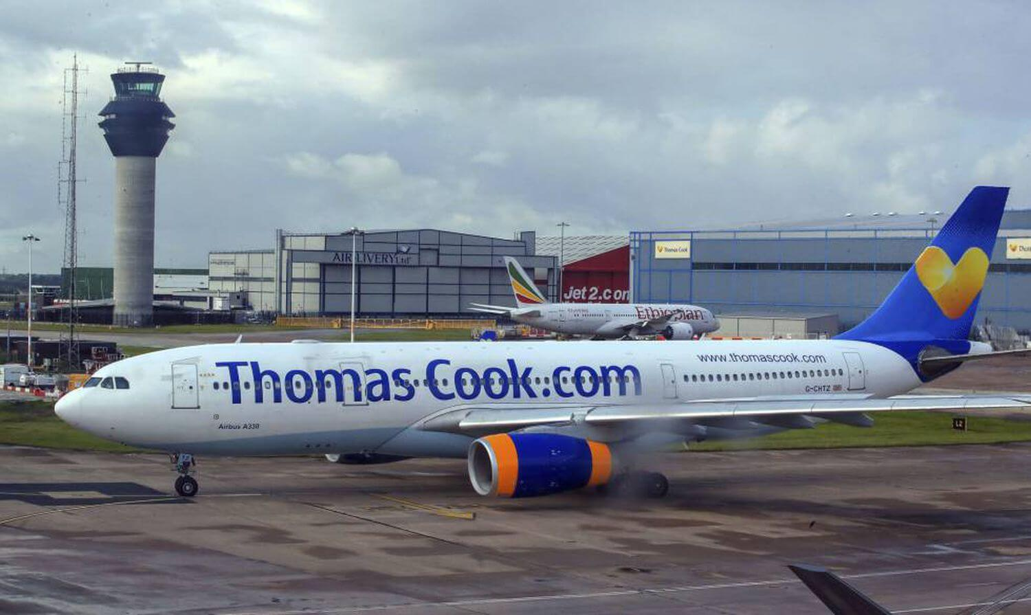 aviao-da-thomas-cook